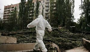 Kína növeli a napenergiát a csernobili hamuból