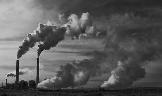 یہ صرف موسمی مستقبل نہیں ہے: کوئلہ سے فضائی آلودگی اب ہر سال ہزاروں افراد ہلاک