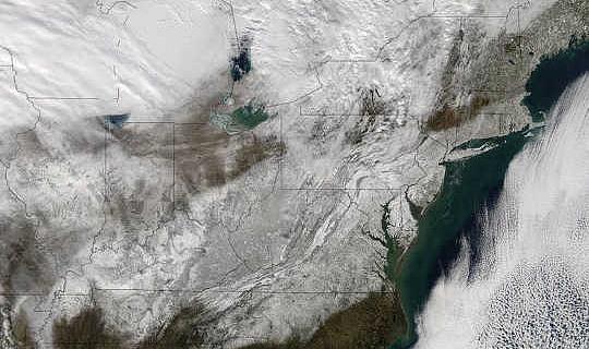 لماذا لا تزال تنبؤات الطقس النضال للحصول على حق العواصف الكبيرة