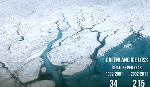 گرم شدن قطب شمال می تواند موج های گرمای طولانی و یا جادو های سرد را پرتاب کند