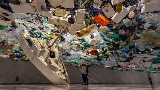 廃プラスチックは有用な新しい生活を見つけることができます