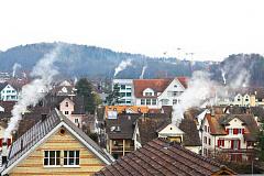 Salahkan Kompor Pembakaran Kayu Untuk Polusi Udara Musim Dingin Dan Ancaman Kesehatan