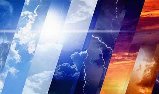 Das tägliche Wetter zeigt jetzt die Fingerabdrücke des Klimawandels