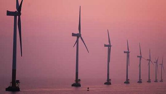 洋上風力発電は世界で使用されるよりも多くの電力を生産できる