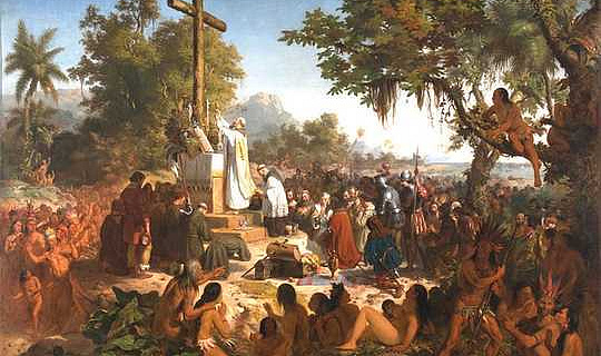 亞馬遜火災危機已經過去500年 - 正如巴西的土著人民所知道的那樣