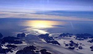 ทางอากาศทางบกและทางทะเลภาวะโลกร้อนขึ้น
