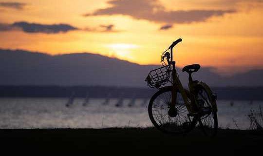 تقاسم الدراجة ليس فقط لمحبي موسيقى الراب الغنية