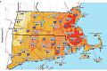 New Englands hetaste juli är en väckning för klimatförändring