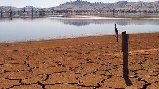Уроки, які нам потрібно навчитися мати справу з повзлою катастрофою посухи