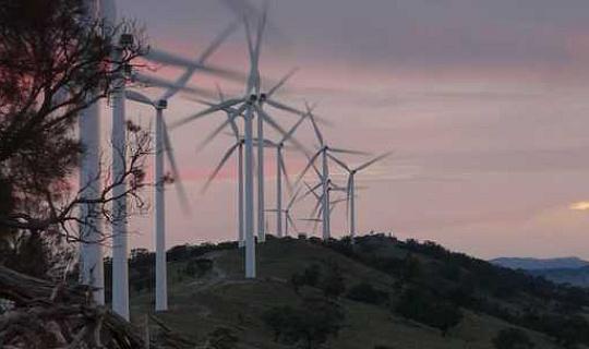 مصادر الطاقة المتجددة ليست تهديدا لأمن الطاقة ، إنها المستقبل