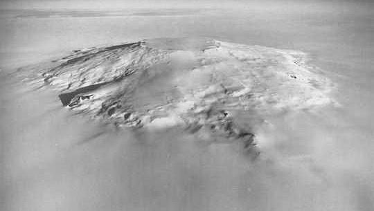 2 세기 연속 화산 분출로 빙하기가 끝났을 수도 있음