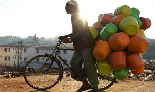 В Нью-Дели заканчивается вода