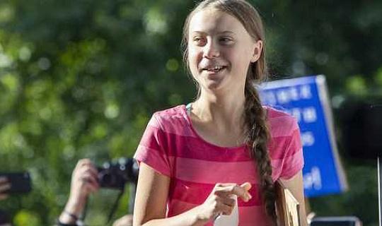 誰怕Greta Thunberg?