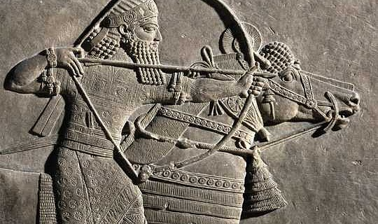 Der Klimawandel hat den Aufstieg und Niedergang des Neo-Assyrischen Reiches, der Supermacht der Antike, beflügelt