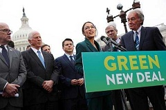 The Green New Deal Is Already Changing The Terms Of The Climate Action Debate