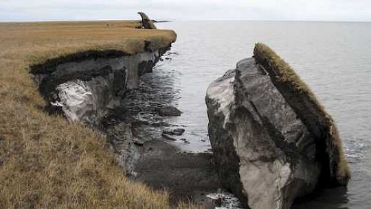 Experts Warn of Climate Tipping Point as Scientists Find Permafrost Thawing 70 Years Ahead of Schedule