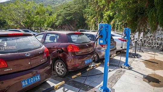 Elektroniese vervoer met nul-koolstof is al vir klein eilande beskikbaar