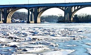 El hielo en los ríos de la Tierra está en rápido declive