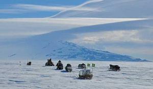 چگونه گرمای خورشیدی باعث انبساط سریع قطعاتی از بزرگترین یخچال قطب جنوب می شود