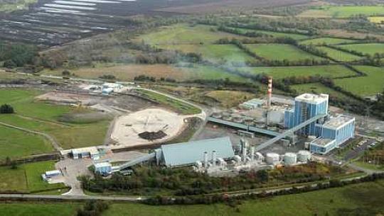 Чи повинен Ірландія заправляти свої електростанції деревиною, що постачається з Австралії?