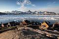 Wetenskaplikes lê 'n jaar lank in Arktiese ys om klimaatsverandering beter te verstaan