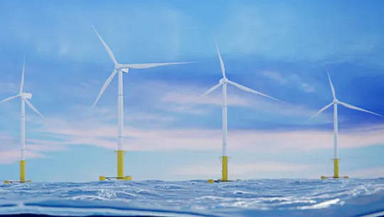 How To Make Floating Wind Farms The Future Of Green Electricity