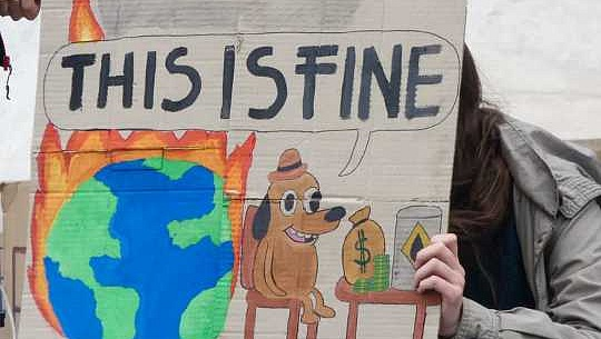 Climate Denial Hasn't Gone Away – Here's How To Spot Arguments For Delaying Climate Action