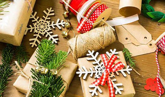 Sådan får du en plastfri jul