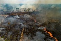 ไฟป่าฝนอเมซอนในประวัติศาสตร์คุกคามสภาพภูมิอากาศและเพิ่มความเสี่ยงของโรคใหม่ ๆ