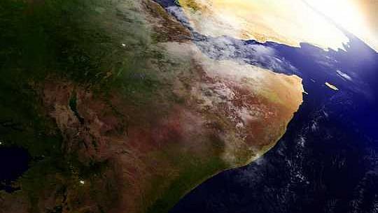 쌍극자 : 동 아프리카에 가뭄을 초래 한 '인도 니뇨'
