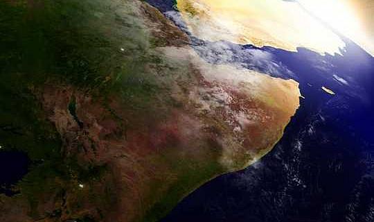 Dipole: Den 'indiske Niño', der har bragt ødelæggende tørke til Østafrika