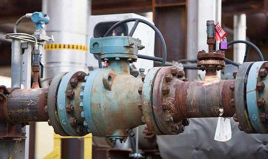 Десята частина активних і покинутих нафтових і газових свердловин на північному сході до нашої ери протікає