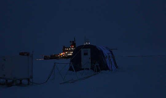 Atlantification Arktik Okyanusu Tuzlu ve Isıtıcı Nasıl Yapar
