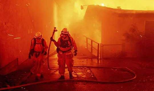 Tragiese veldbrande sal voortduur totdat ons ons gemeenskappe heroorweeg