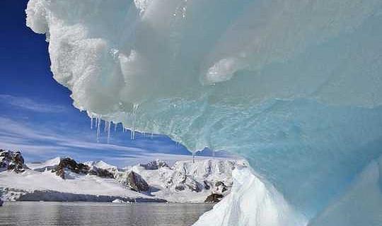 Антарктида втратила майже 3 трлн тонн льоду з 1992 року