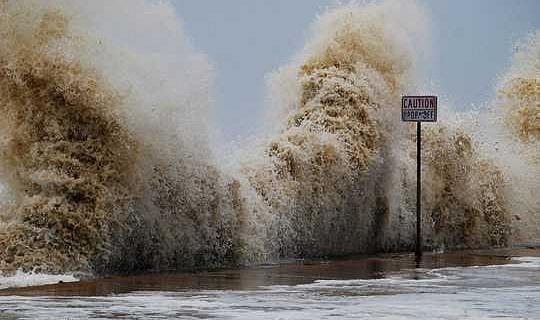Hızlanan Deniz Seviyesi Artışı Nükleer Santralleri Tehdit Ediyor