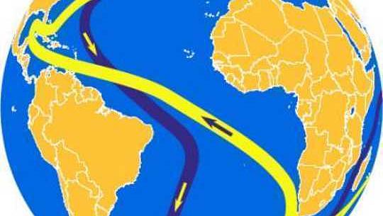 Le courant de l'Atlantique pourrait faiblir avant 2100