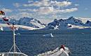 南極の気温を記録する