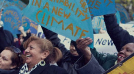 People's Climate March Tackles Threat to Nature & Human Civilization