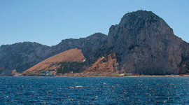 Gibraltar's Sand Sheet Reveals Climate Flux