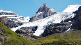 全球冰川融化达到创纪录水平