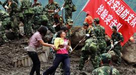 自50以來,中國在惡劣天氣中已經看到1960%下降