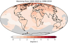 Global Warming Varies Greatly Depending Where You Live