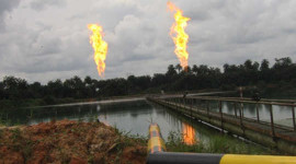 Reducing Gas Flaring Could Cut Emissions In A Big Way