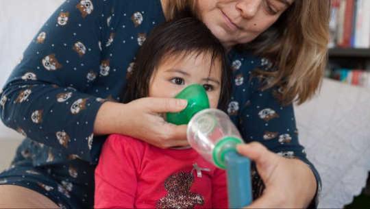 آلودگی در پشت 1 / 3 موارد جدید آسم در اروپا است