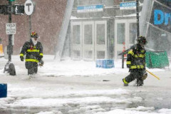 When does a winter storm become a bomb cyclone?