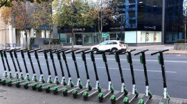 Are Shared E-scooters Good For The Planet?