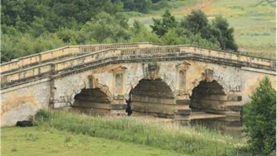 Klimatstyrt extremt väder hotar gamla broar med kollaps