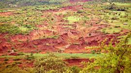 صحرا اور آب و ہوا کی تبدیلی کا کردار۔