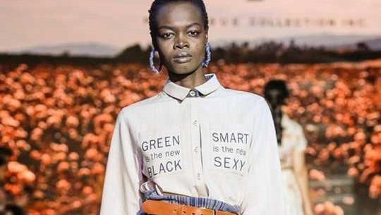 Modedesigner svarar på miljökrisen